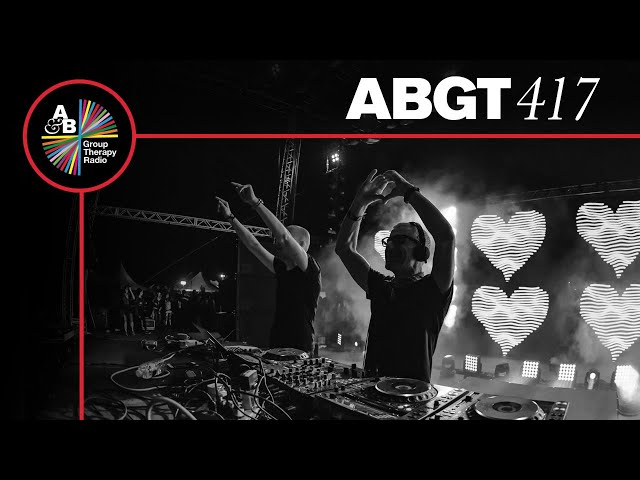 Group Therapy 417 with Above & Beyond and Cristoph