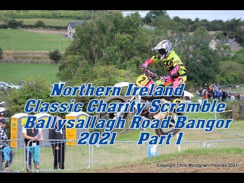 Northern Ireland Classic Charity Scramble 2021 Part 1