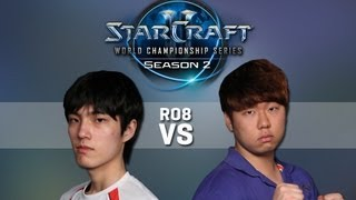 duckdeok vs. MC - Grand Final - WCS Europe Season 2 - StarCraft 2