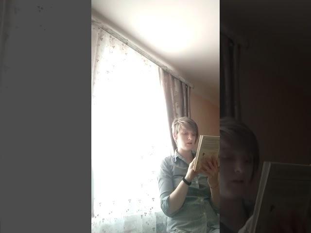 Изображение предпросмотра прочтения – ЕкатеринаМоисеенко читает отрывок изпроизведения «Записки сумасшедшего» Н.В.Гоголя