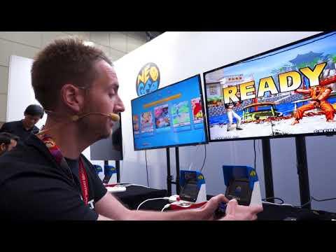 Décevante Neo Geo Mini, d'après Puyo à l'E3 2018