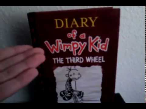 Diary Of A Wimpy Kid Characters The Third Wheel Diary of a Wimpy Kid T...