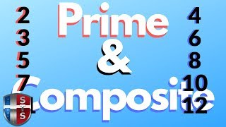 How to find the prime and composite numbers 1-100