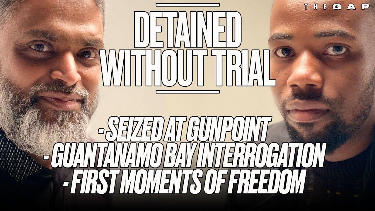 Guantanamo Bay Detainee Meets Immigration Detainee I The Gap I LADbible