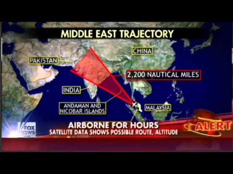 Malaysian Hijacked Plane: Al Taqiyya deception? Flight 370