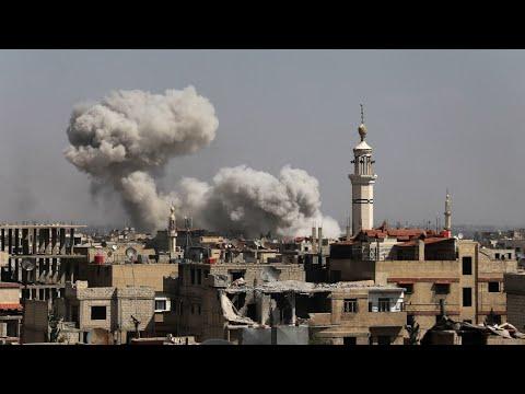سوريا بعد سبع سنوات من الحرب والدمار.. والانقسام