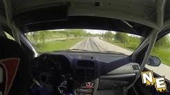 IKH - Rallisprint, Kauhajoki In-Car - Nico Valkonen