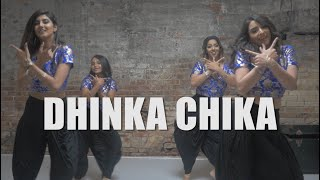Dhinka Chika | Ready | Dance Cover | Chamma Arts