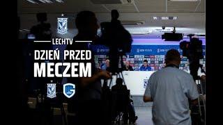 Dzień przed meczem: Lech Poznań - KRC Genk