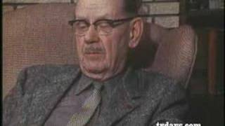 LESTER PREDMORE ABOUT D.W. GRIFFITH at CUDDEBACKVILLE 1971