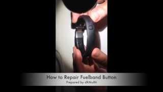 Download lagu How to Repair Fuelband Button / Nike Fuelband Buton Tamiri
