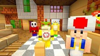 minecraft wii u nintendo fun house bowser jrs diss track 7