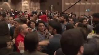 İstanbul Barosu Genel Kurul'da Yumruklar Konuştu