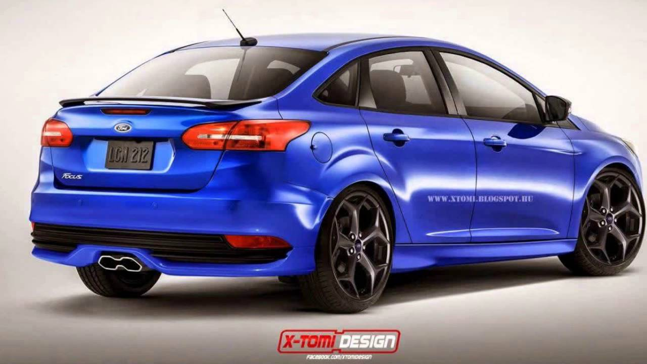 ford focus 2017 st all performance new cars youtube. Black Bedroom Furniture Sets. Home Design Ideas