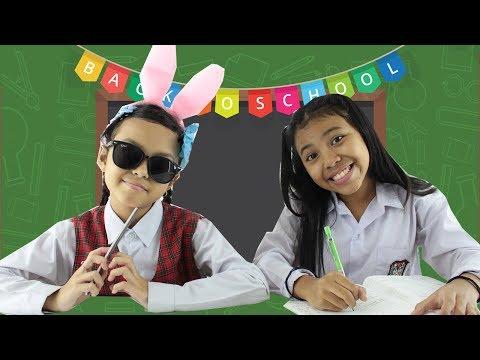 TIPE MURID SEKOLAH ♥ FUNNY TYPES OF STUDENT KIDS VERSION