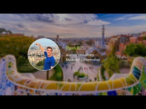 Marketing Intern Ryan R.'s Barcelona Snapchat Takeover