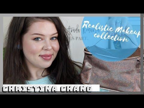 My Realistic Makeup Collection || Christina Chang