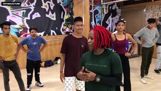 Afro Dance Workshop by  Helen Okoroji x totheculture
