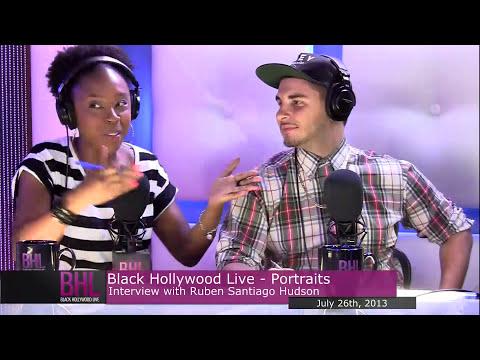 Portraits w/ Ruben Santiago   July 26th 2013   Black Hollywood Live