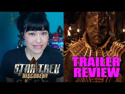 Thumbnail: Star Trek: Discovery | Trailer Review