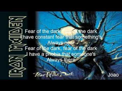 Fear of The Dark Lyrics - IRON MAIDEN