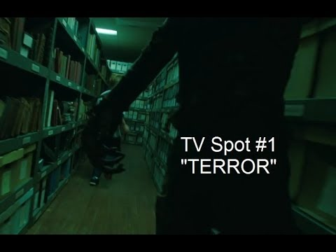 IT - TV Spot #1 - Terror [1080p HD]