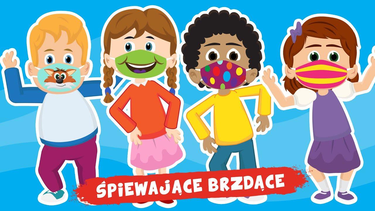 Śpiewające Brzdące - Super maski - Piosenki dla dzieci
