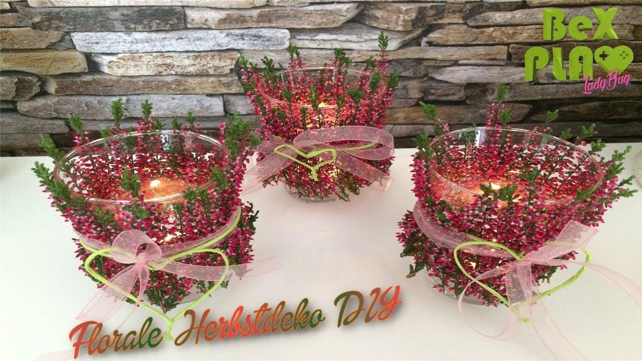 Herbstdeko Shop florale herbstdeko do it yourself