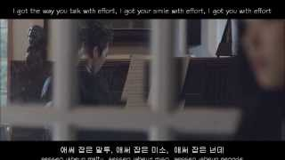 [MV] JIN - Gone (너만 없다/只是你不在) [Eng_Subs + Lyrics HAN|ROM] (Starring EXO's Xiumin & Kim You Jung)