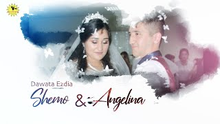 Shemo & Angelina // Dawata Ezdia 2019//Езидская Свадьба