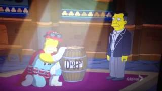 Repeat youtube video Simpson parodia de juego de tronos