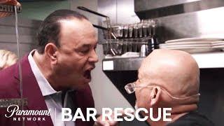 Jon Taffer Sets A Chef Straight - Bar Rescue, Season 4