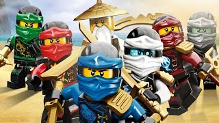 LEGO Ninjago: Skybound - All New Prison Levels Walkthrough