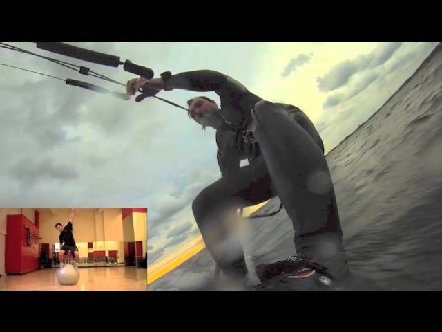 Kitesurfing Training by GarkoFit