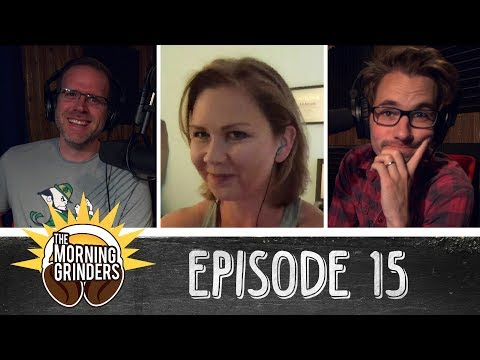 Morning Grinders Free Episode! (EP15 THE CONCEPTUAL PEN15!)
