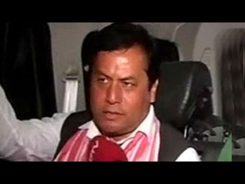 No competition with Tarun Gogoi, Assam needs parivartan: BJP's Sonowal