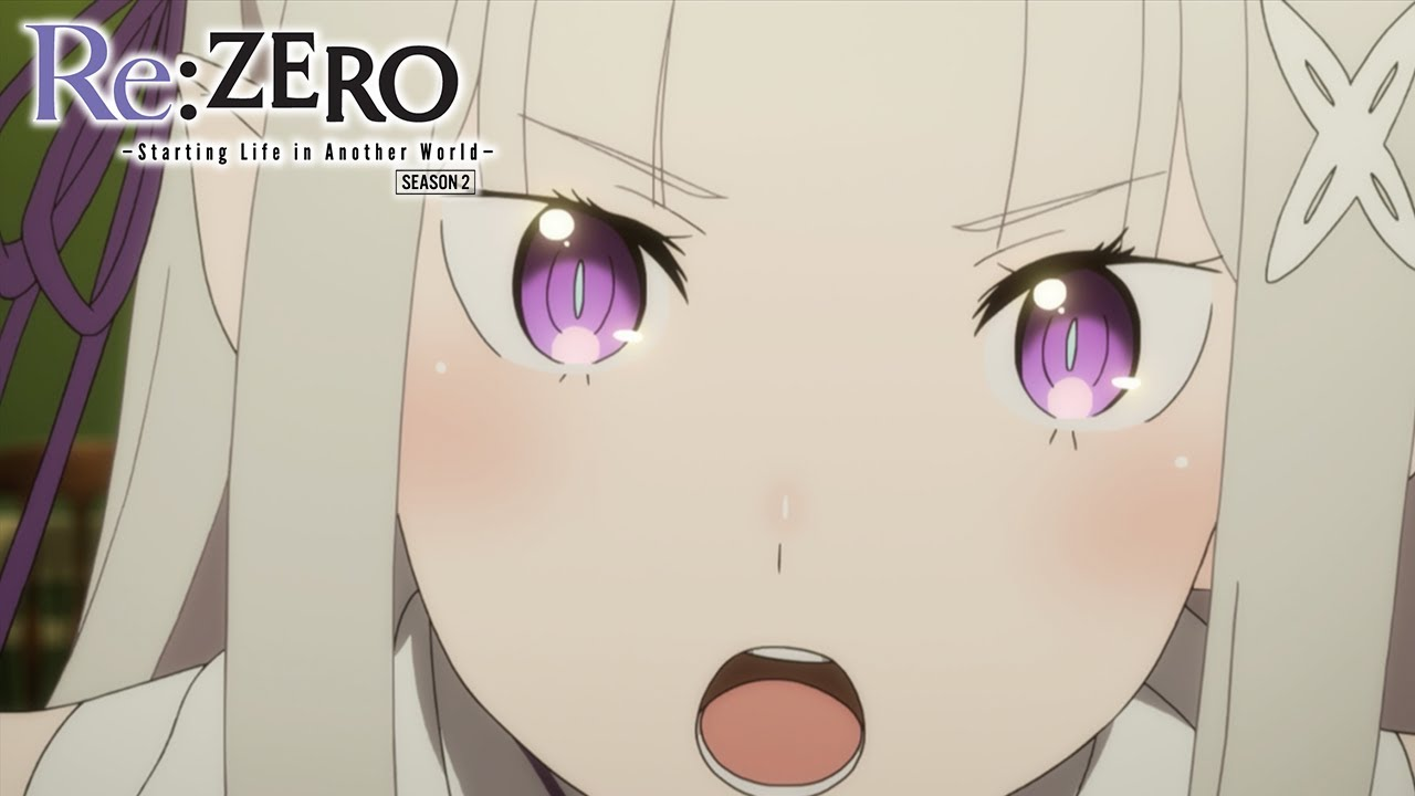 Let Me Carry Your Burdens | Re:ZERO -Starting Life in Another World- Season 2