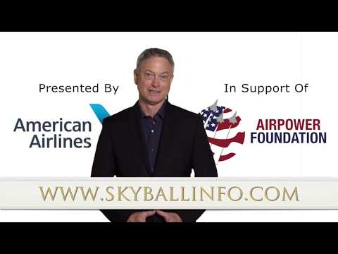 Thumbnail: American Airlines Sky Ball XV PSA with Gary Sinise