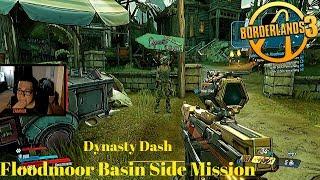 Borderlands 3: Dynasty Dash Floodmoor Basin  - FL4K Beastmaster Play