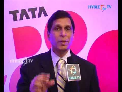 S. Ramakrishna, Tata Teleservices Ltd