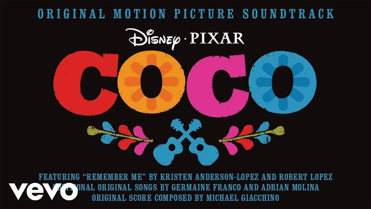 "Michael Giacchino – It's All Relative (From ""Coco""/Audio Only)"