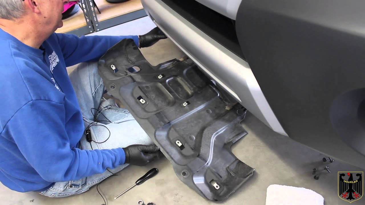 2005-2014 Nissan Xterra Coolant Drain and Fill - YouTube
