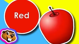 The Apple Is Red (Clip) - Kids + Children Learn English Songs