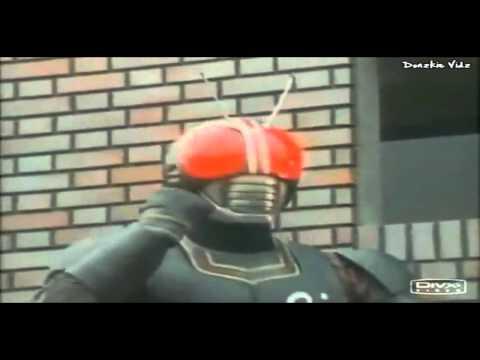 a Kamen Rider Black 仮面ライダーブラックTribute