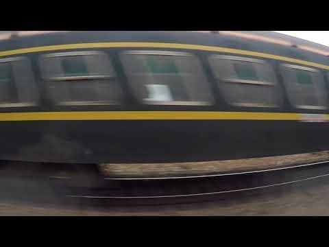 HONG KONG - CHINA TRAIN / RELAX