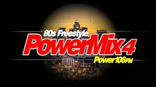 Ornique's Power 106 80s Freestyle Power Mix 4