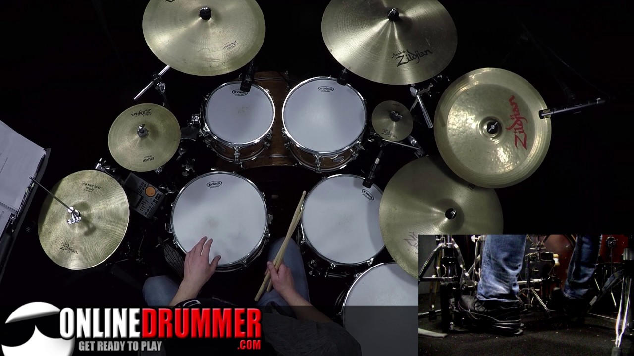 wrapping your head around syncopated notation drum lesson youtube. Black Bedroom Furniture Sets. Home Design Ideas