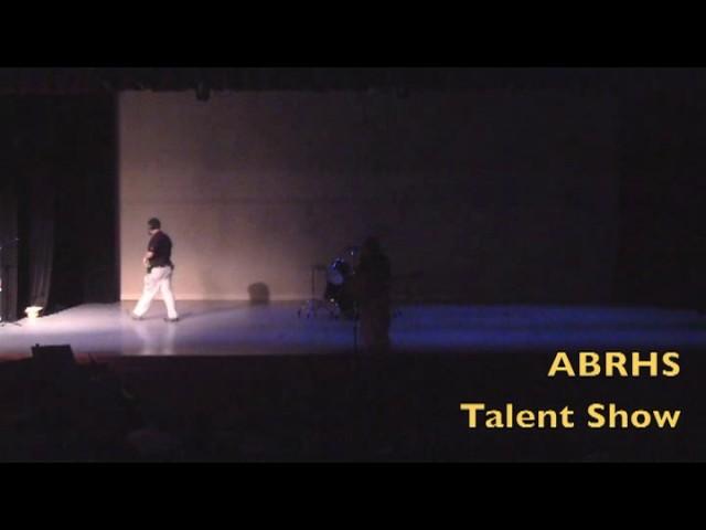 ABRHS Senior Class Talent Show 5/13/14