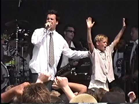 Mighty Mighty Bosstones - (WARPED TOUR) Jacksonville,Fl 8.4.98