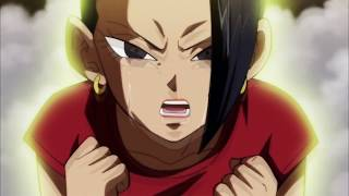 Dragon ball super kale transformacion (shingeki no kyojin ost/dbz ost)